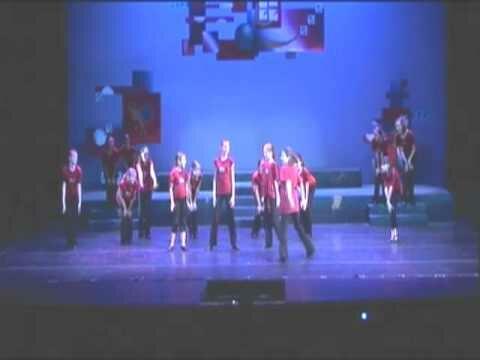 Video: TAP Junior '10: I Feel Pretty