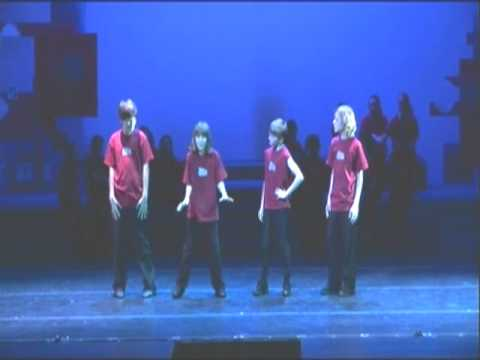 Video: TAP Junior '10: My Name in Lights