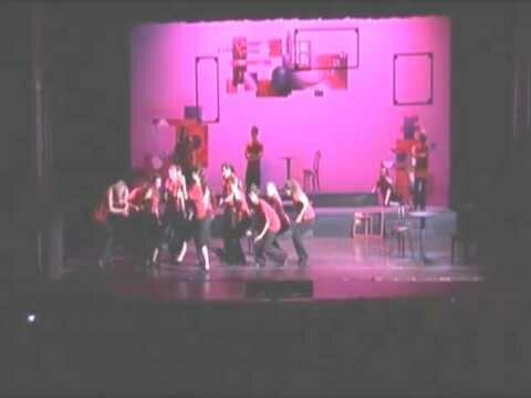 Video: Tap Senior 2010: All That Jazz