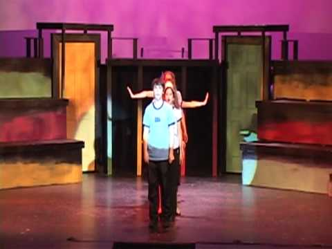 Video: Cross the Line TAP 2008 Senior Showcase