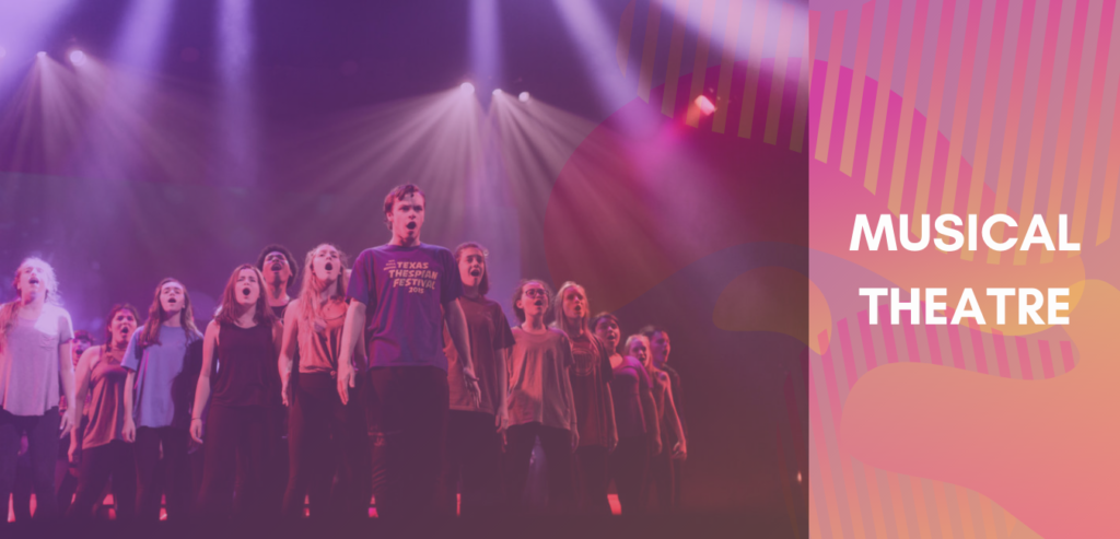 Musical Theatre (Ages 9 - 13)